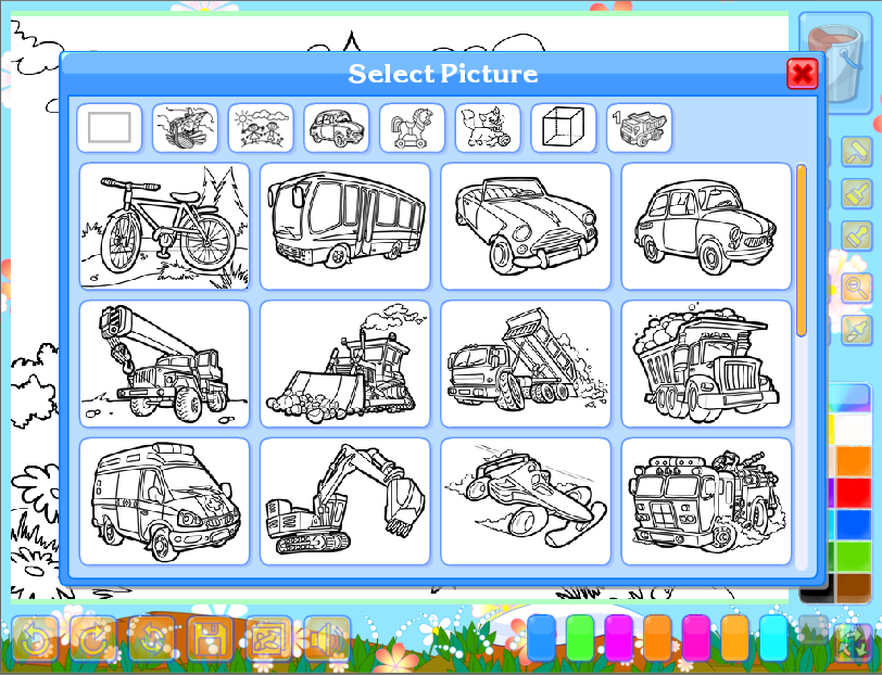Totally Code Open Source Unity3d Coloringbook Github Nicloay Colorus Pictwitter 8afezNLwJR