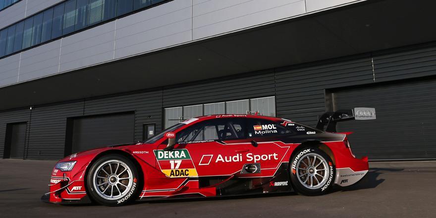 Por fin os puedo enseñar mi coche del 2015!!! Os gusta?? #17M2 #welcomechallenges @Audi__Sport http://t.co/IRe7R2vwKv