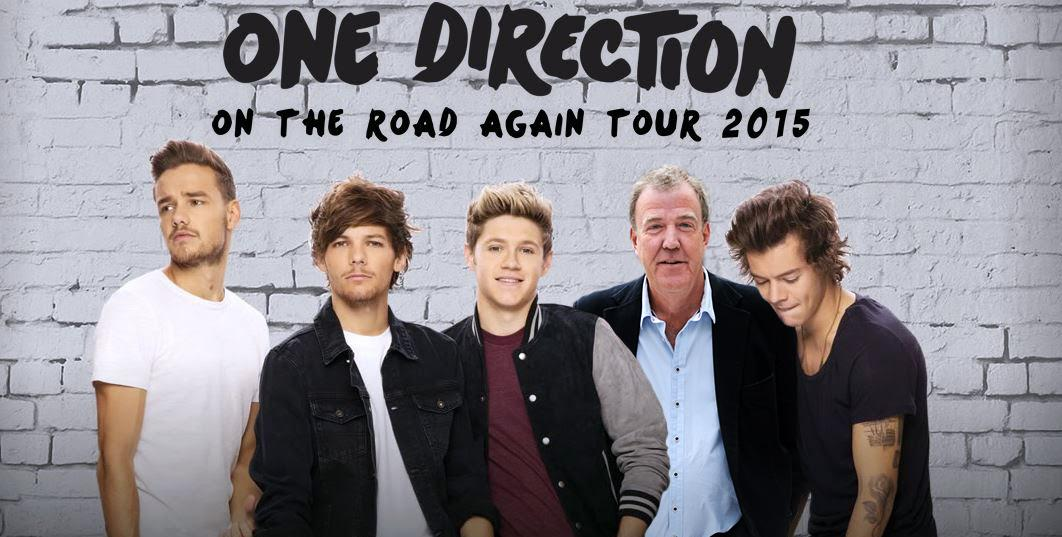 RT @haveigotnews: One Direction fans unhappy with Zayn Malik's tour stand in. http://t.co/Le2OyewCcN