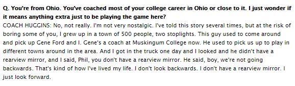 Bob Huggins, for life. http://t.co/f0AO2UxDNS