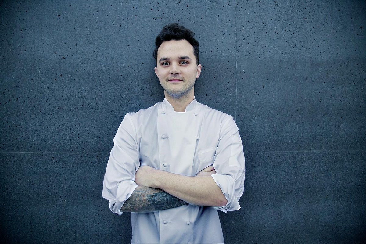 Introducing our 6th ever Executive Chef, @williamsbrady . Seattle, you're in for a treat! http://t.co/oX747mNm4s http://t.co/xFuYY5wdYh