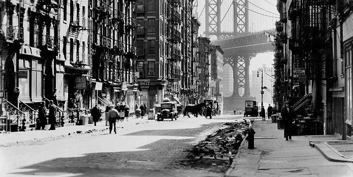We love our neighborhood. Lower East Side in 1936! #tbt http://t.co/nfD3ht0sIr