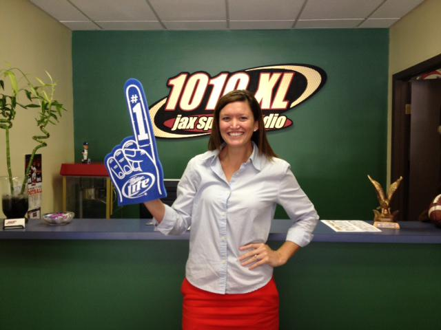 """Lauren Brooks on Twitter: """"@1010XL I'm so grateful to be a part of the  station!!!"""""""