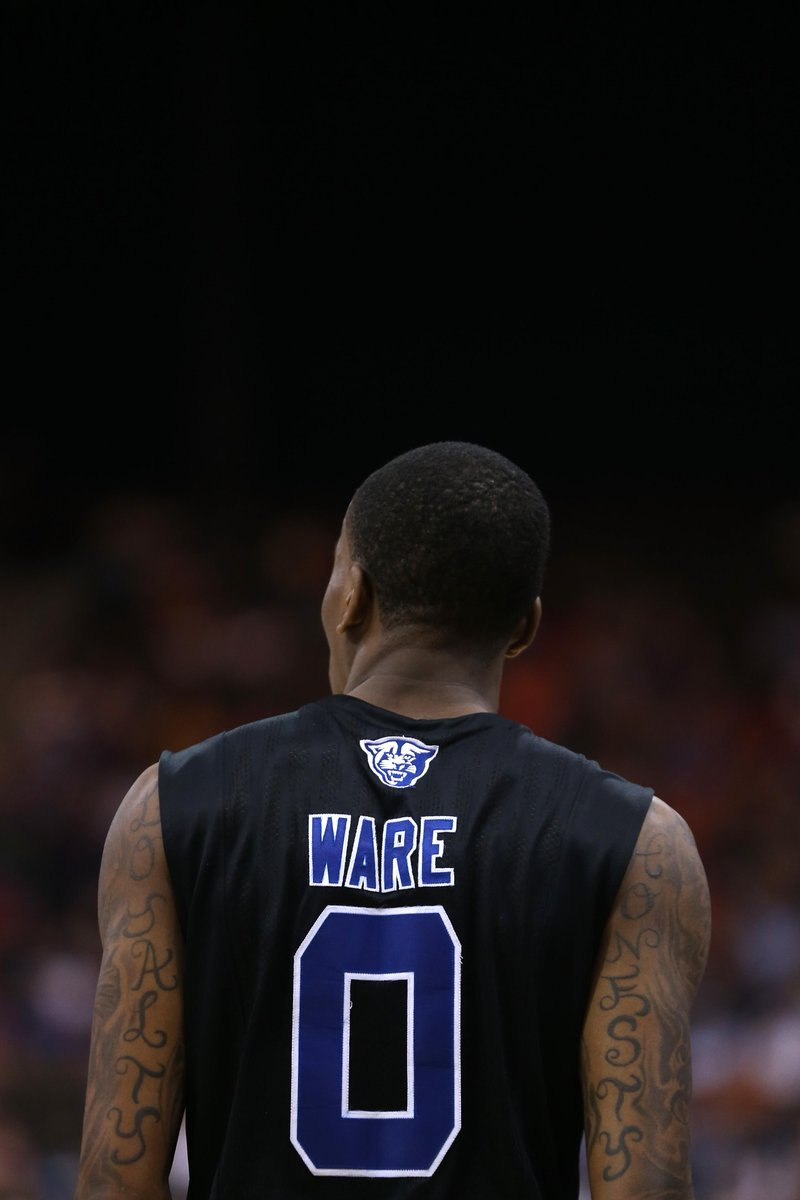 Kevin Ware, the Louisville guard who suffered a gruesome injury in 2013 tourney, is moving on with Georgia State.
