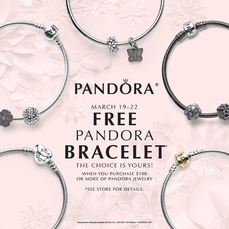 Solomon Pond Mall On Twitter 100 Or More Of Pandora