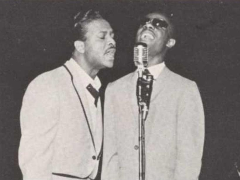 Image result for stevie wonder with clarence paul
