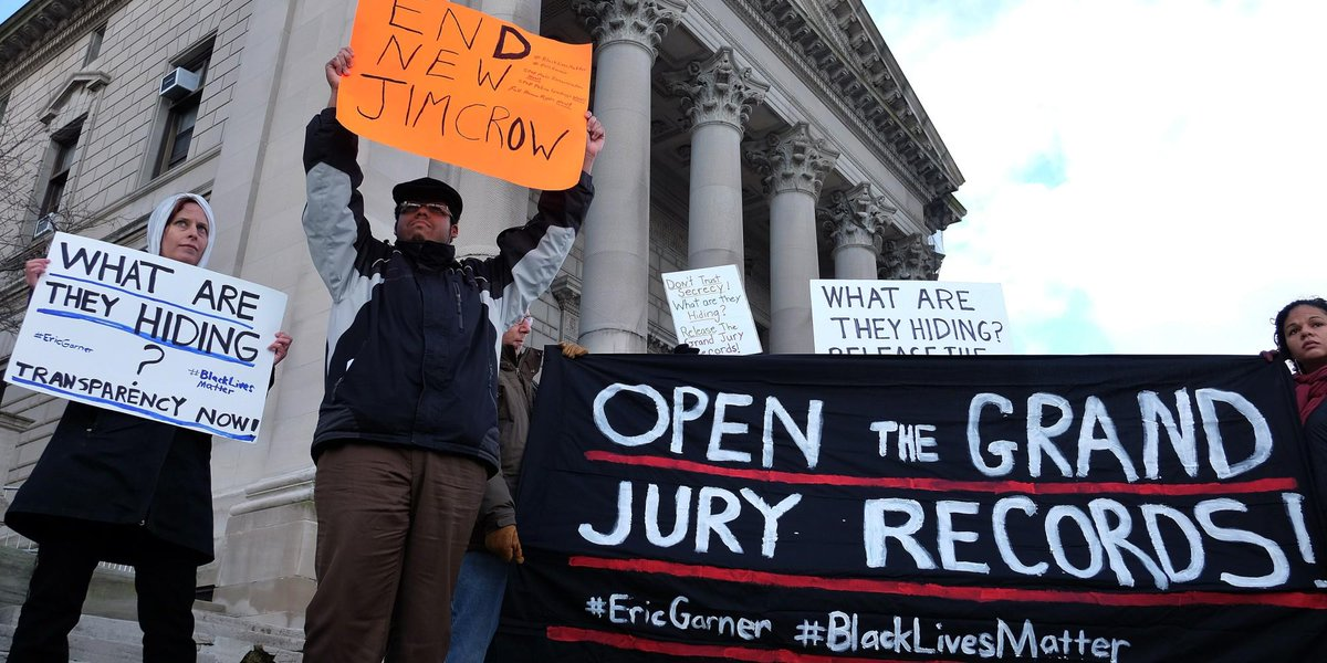 NY Judge rejects request to release Eric Garner grand jury records