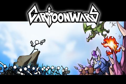 Скачать cartoon wars бесплатно на андроид