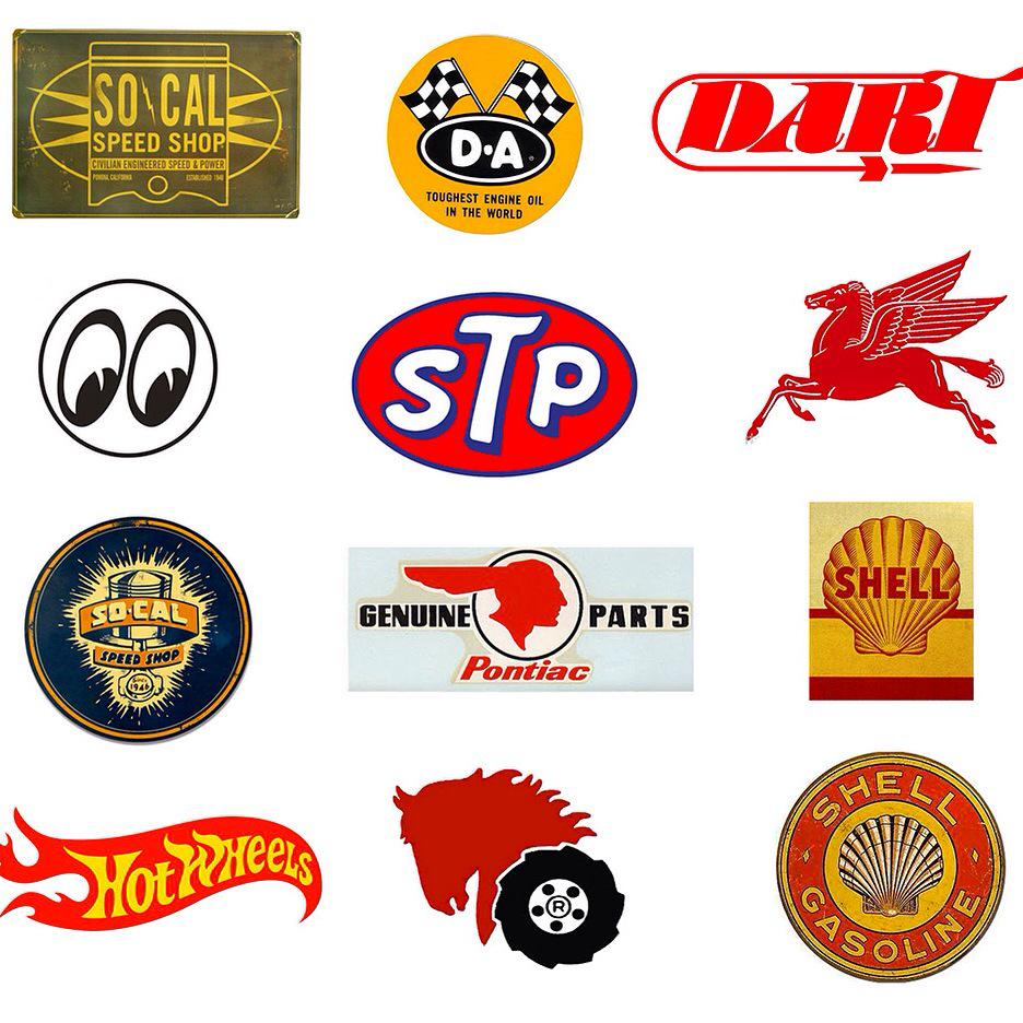 Richard Borge On Twitter A Few Vintage Auto Industry Logos The