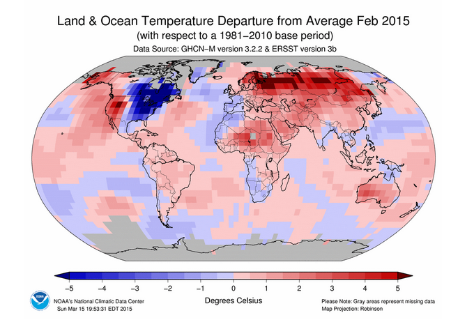 This has been warmest winter ever, except in most politically important part of the world. http://t.co/PgvUZA8OGp http://t.co/3DDRlHDVPE