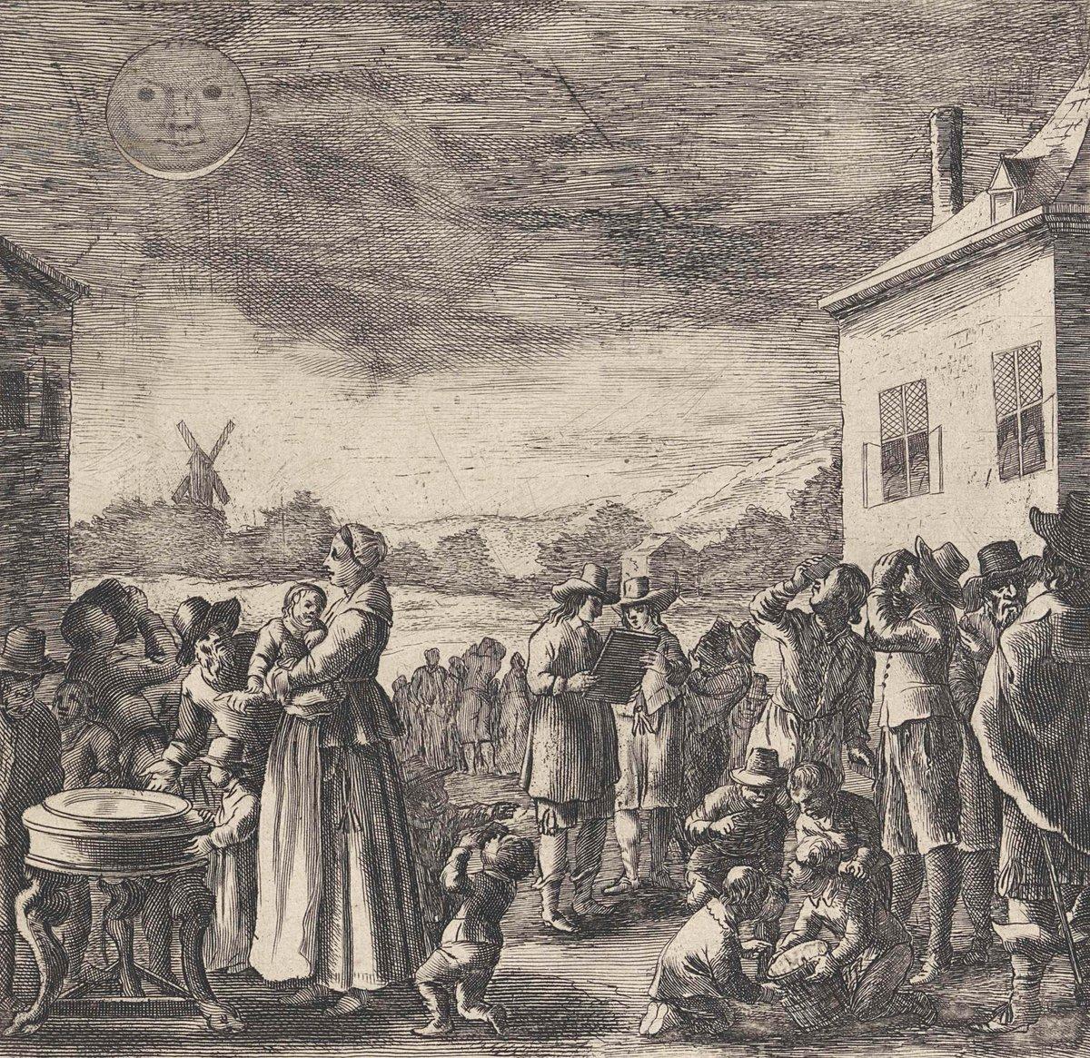 De #zonsverduistering van 12 augustus 1654 http://t.co/VniQyGyTwS http://t.co/eGOrDuhTrm