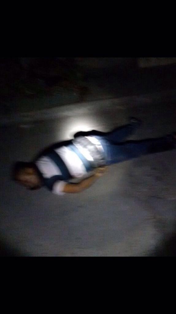 Balacera entre policías y presuntos sicarios deja 10 muertos en Jalisco CAhngXxVIAEIKC1