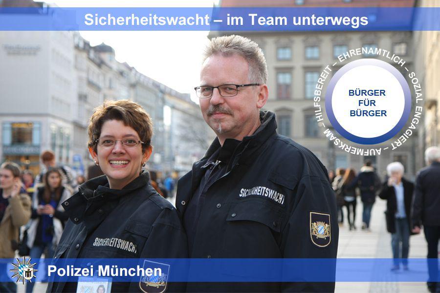 polizei mnchen on twitter interesse an der sicherheitswacht in muenchen wir freuen uns auf eure bewerbung httptcogylpxkighk - Polizei Bayern Bewerbung