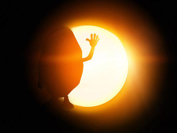 Только жители Вселенной Беспорядка действительно знают, почему произошло затмение http://t.co/RfPuf0gWJ9