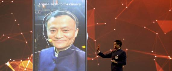 Alibaba: Foto Selfie per autorizzare il pagamento online