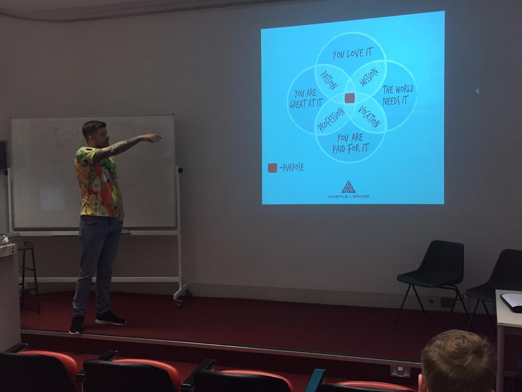Great talk today from @MarbleBoyUK ! Really inspiring! #desent15 http://t.co/bAqgl6GpEU