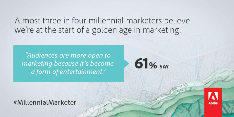 #MillennialMarketer