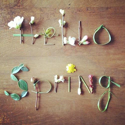 Happy Spring, Y'all! http://t.co/cElMxxa8K5