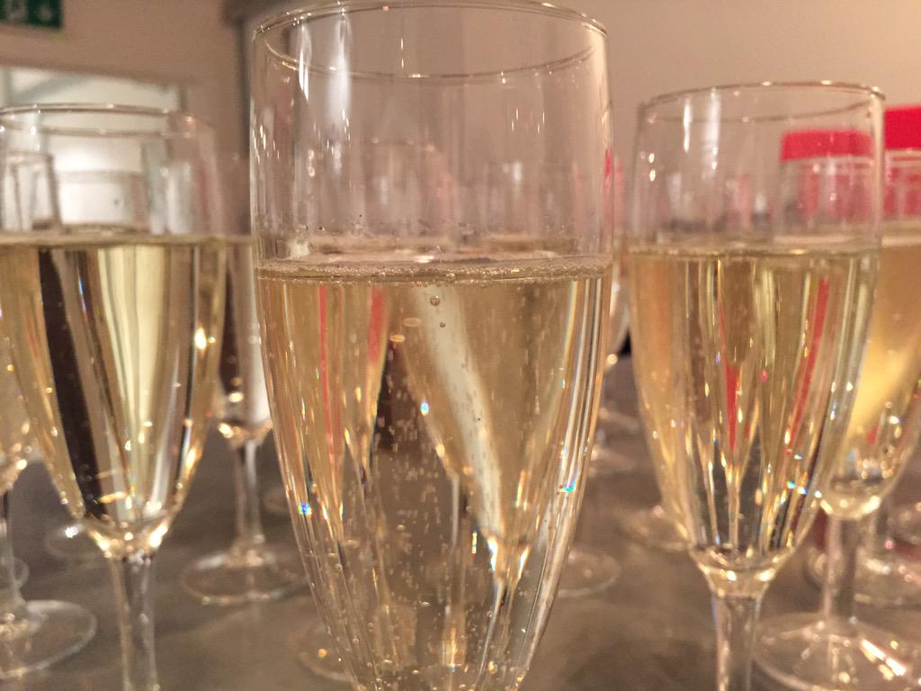The prosecco part is ready! #PixelsAndProsecco @PressFiretoWin @WeSpringForward http://t.co/EsACE84RmA