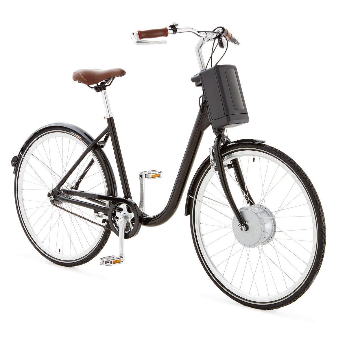 FOTO La bici a pedalata assistita Askoll eB1