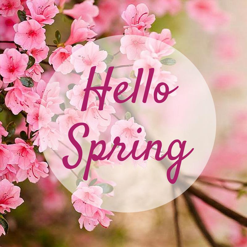 Надписями любимой, картинки с надписью привет весна