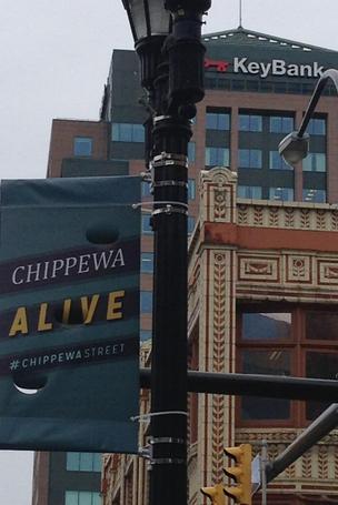 Chippewa Alive! #ChippewaStreet #Buffalo #downtownBuffalo #BuffaloTheatreDistrict http://t.co/5xjZnITd3l