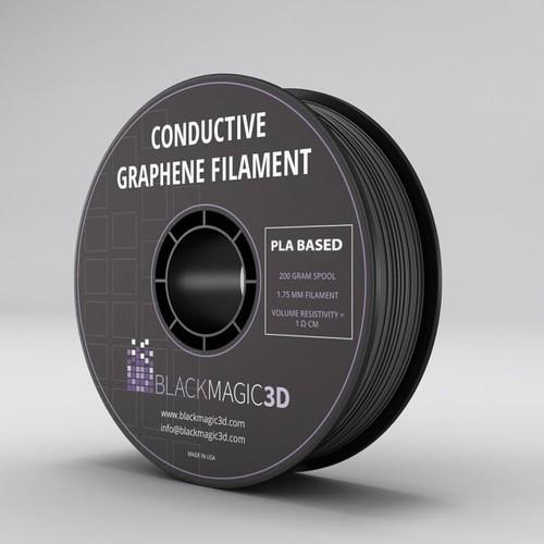 Conductive Graphene Filament for 3D Printing http://t.co/FBIUt0vN9r #3DPrinting http://t.co/Q6DqXqJJC8