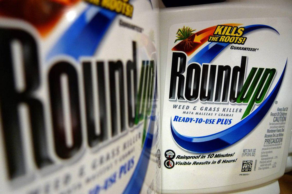 """WHO agency says widely used Roundup herbicide likely causes cancer. http://t.co/HzqXrA1xPi http://t.co/a4hJjdQODS"" @ConsumersKenya"