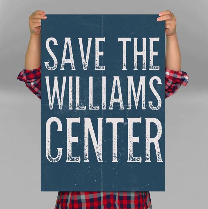 Save Williams Center (@savewilliamsctr) | Twitter