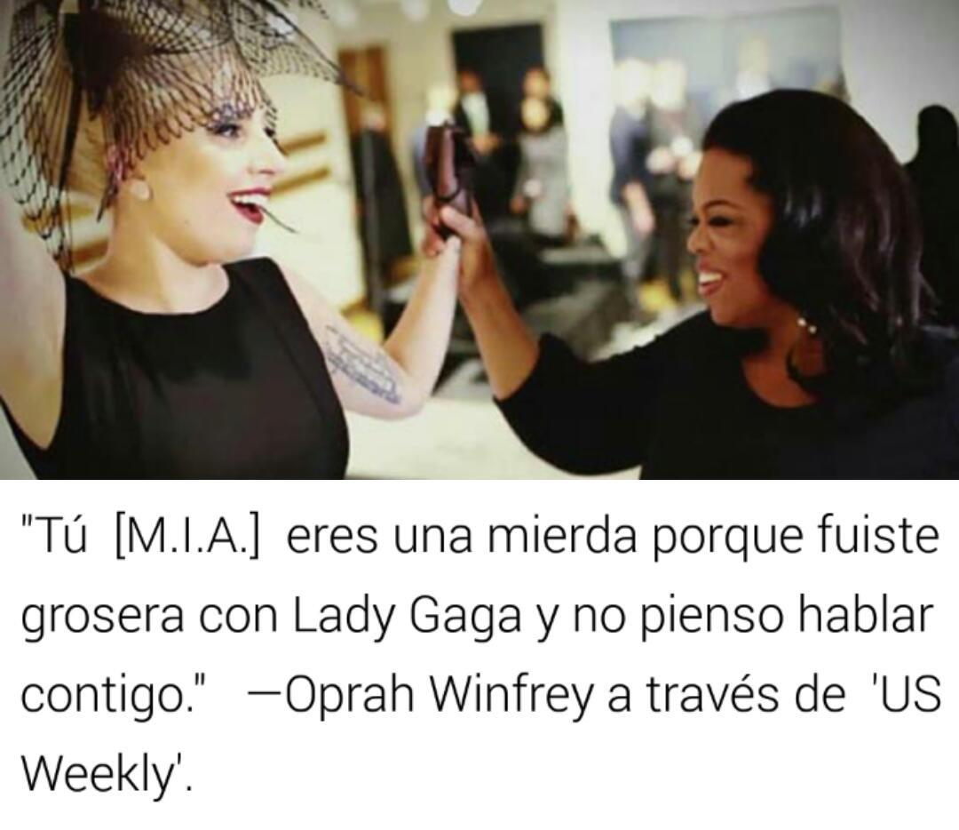 Otros artistas opinan sobre Lady Gaga [4] - Página 12 CAkMBfAW4AI278H