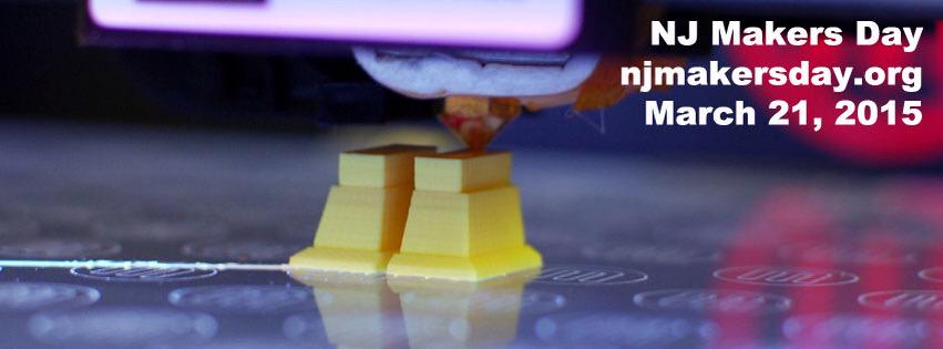 Thumbnail for NJ Makers Day