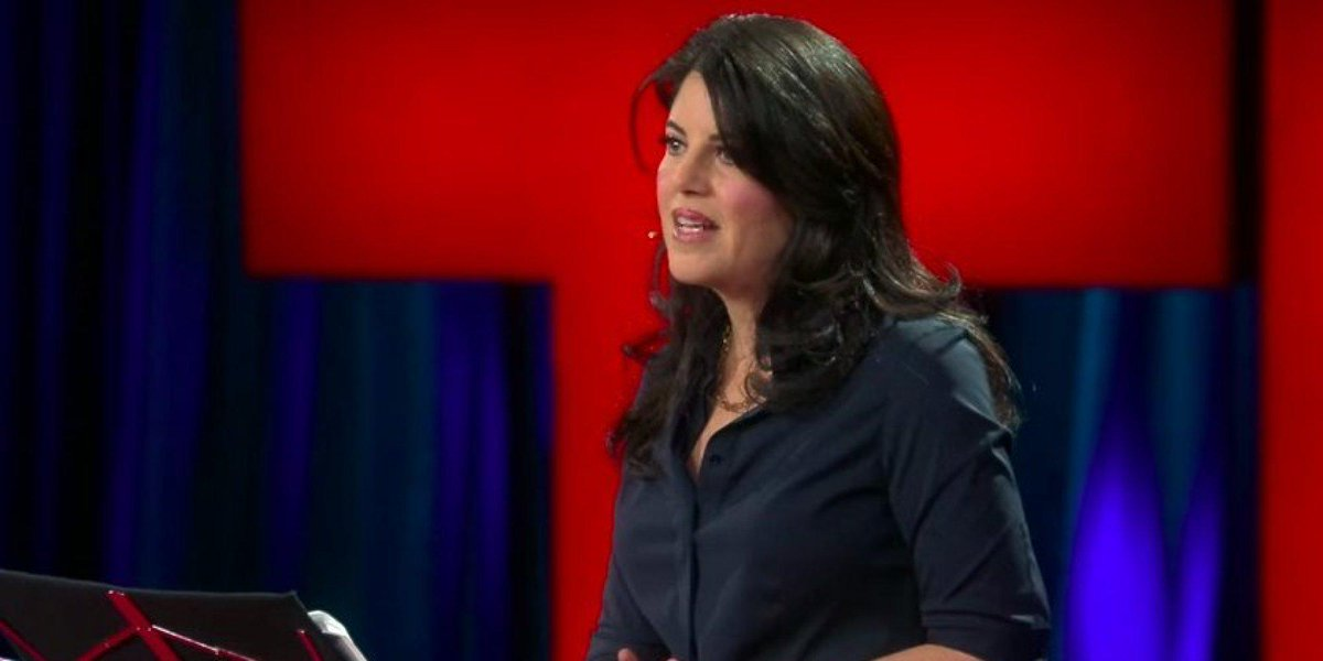 Monica Lewinsky took back her narrative in a powerful TED talk http://t.co/8Kk7tSfhun http://t.co/GDvnhZfgHZ