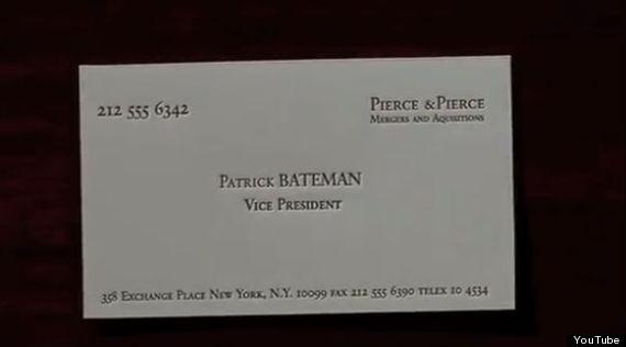 Peter skomoroch on twitter mind blowing patrick batemans peter skomoroch on twitter mind blowing patrick batemans business card in american psycho had a spelling error httptodvc6traau colourmoves