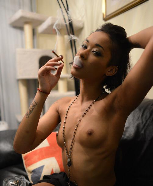 Agree, very hot stoner girl naked