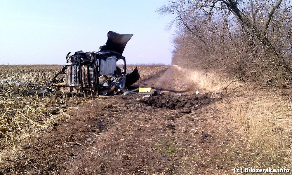Боевики 30 раз обстреляли позиции украинских воинов. Дважды применяли артиллерию, - штаб АТО - Цензор.НЕТ 6031