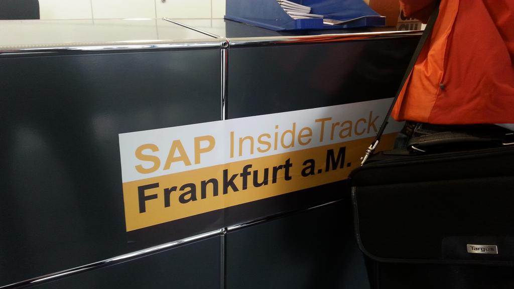 Yea, just arrived at #sitfra http://t.co/6am6Ty6sdA