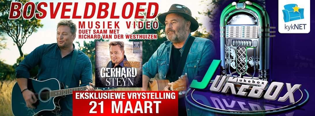 Moenie vanaand @Jukebox_kykNET mis nie.. nog 'n nuwe video van my nuwe cd #AfrikaanseMeisies http://t.co/PAV04j47mi