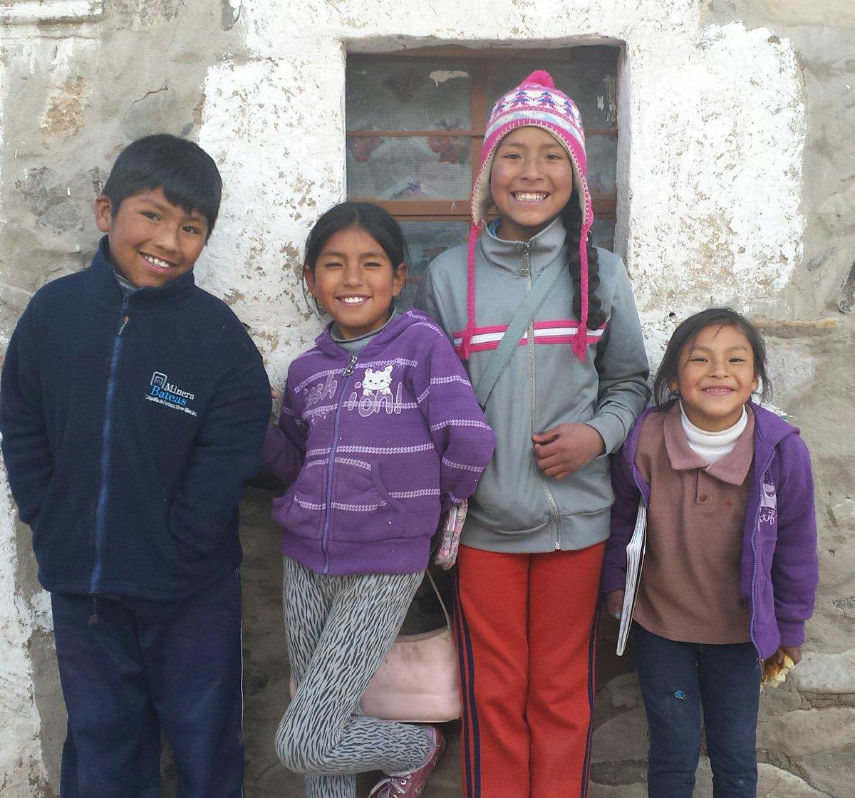 Everywhere I go I see microfinance transforming children's futures @wildheartsteam Peru http://t.co/0NKUU5kPMX