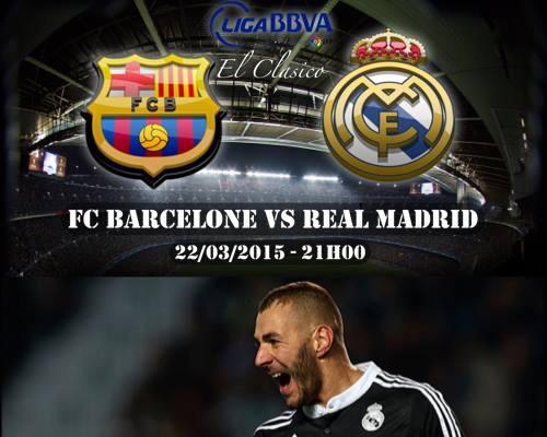 Rojadirecta Barcellona-Real Madrid Streaming El Clasico in Diretta TV oggi