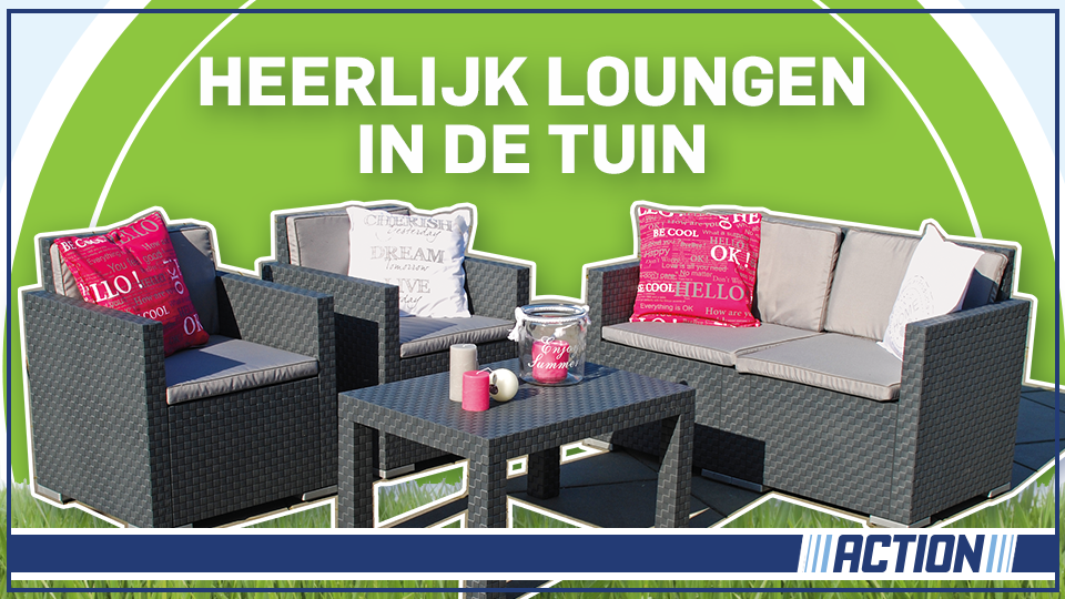 Loungeset Action 2017 : Loungeset : 123bids.com Action Nederland on ...