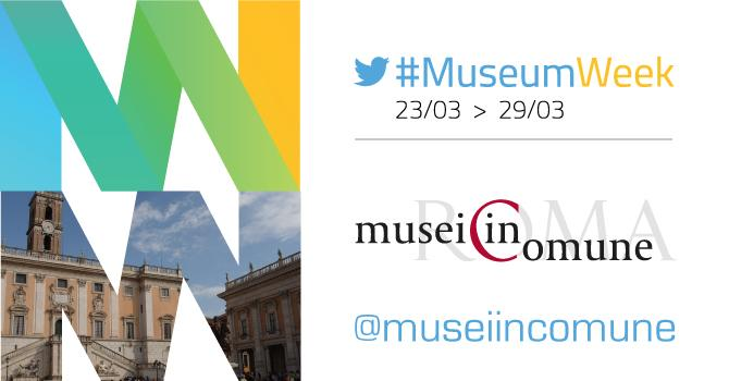 Thumbnail for La #MuseumWeek 2015 dei Musei in Comune Roma