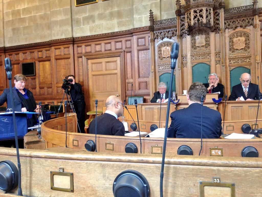 Hearing evidence from @Hitesh_T & @juliangbell now #MansfieldCommission   at #Ealing http://t.co/fVFwiV2RVO