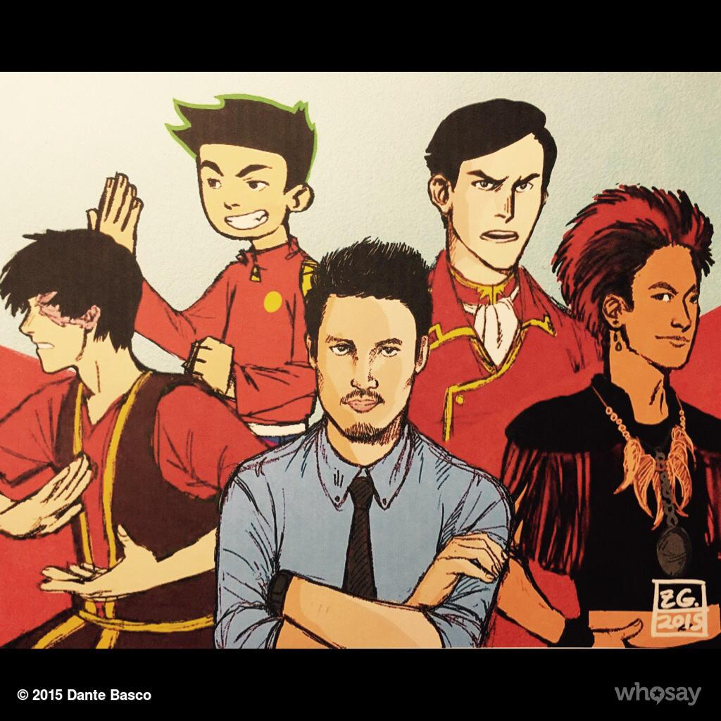 Dante Basco On Twitter My Life In Film Animation As