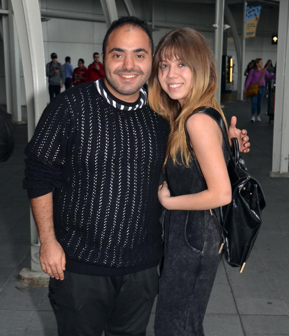 Good to see the gorgeous @jennettemccurdy back in Sydney! X http://t.co/XabOwhW4Kc