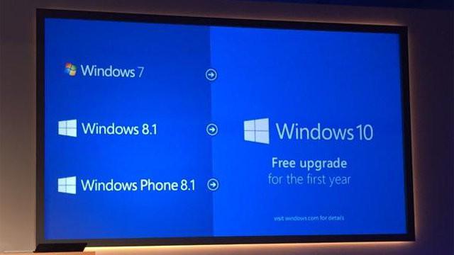 Windows 10 - Für Besitzer von Windows 7 und 8.1 kostenlos