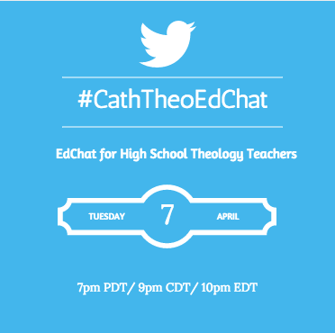 Thumbnail for Chat Archive - 03/21/15 Innovation in Catholic Schools