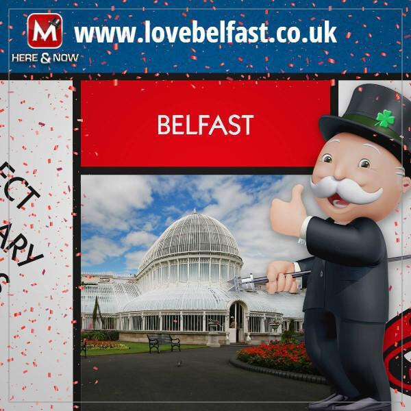 We did it! We beat London, New York, Dublin & Tokyo to win our place on the global edition of Monopoly. #GoBelfast http://t.co/nSUnlqbN83