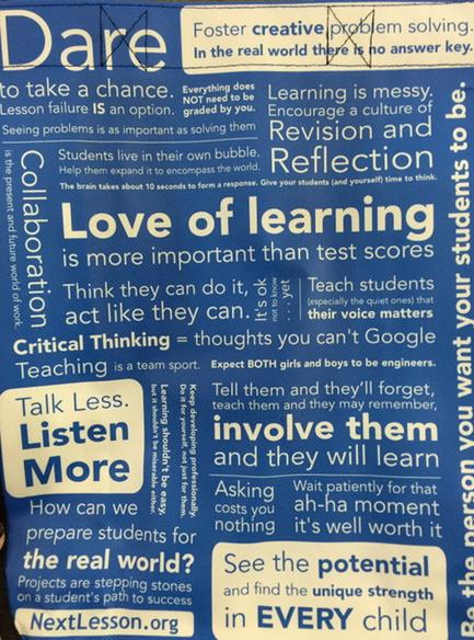 Search results middle love of learning is more important than test scores amen love these quotes on this ascd15 swag bag fandeluxe Gallery