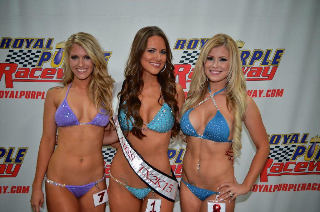 richmond motosports bikini contest