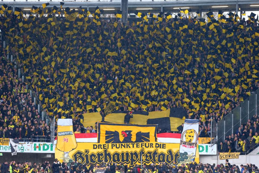 Dortmund Fans Youtube Dortmund Took 10,000 Fans With